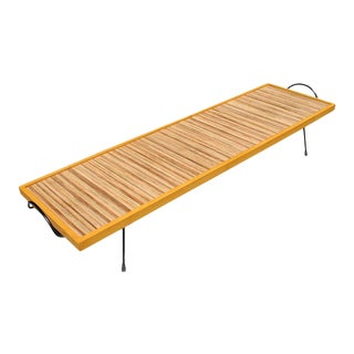 Mid-Century Modern Laverne Bench/Coffee Table by Katavolos, Littell and Kelly For Sale
