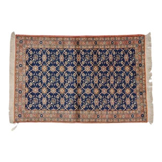 1950s Leon Banilivi Persian Varamin Rug For Sale