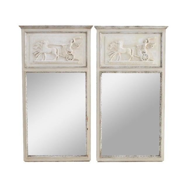 La Barge French Mirrors - A Pair - Image 1 of 5