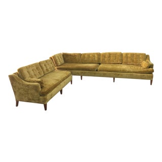 Vintage Mid-Century Modern Sectional For Sale