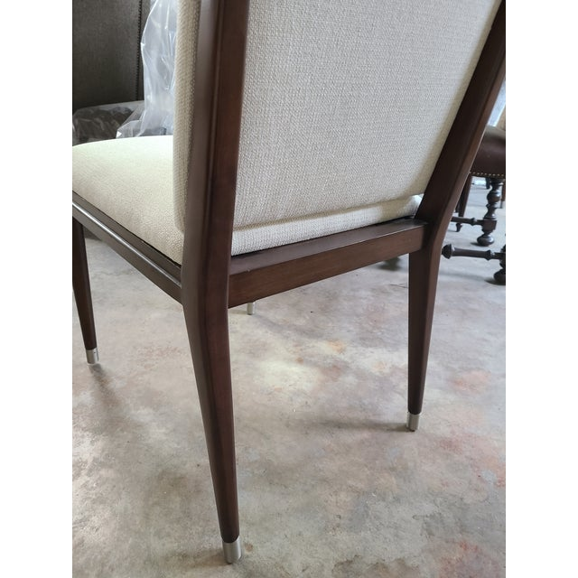 Henredon Furniture David Kleinberg Talice Upholstered Dining Chair For Sale In Greensboro - Image 6 of 7