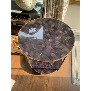 Oly Studios Jonathan Tortoise Shell Side Table Preview