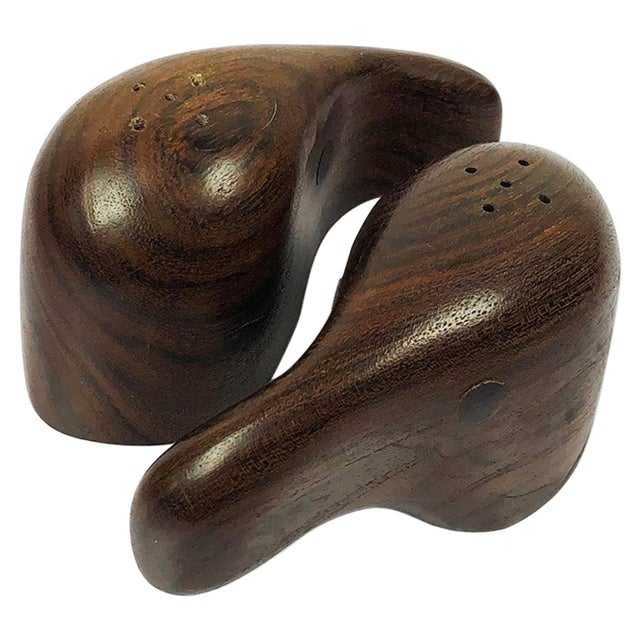 Salt and Pepper Sets by Don Shoemaker - 2 Pieces For Sale - Image 6 of 6