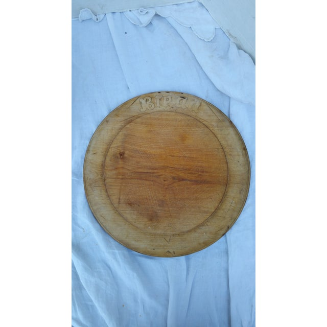 Edwardian Sycamore Bread Board - Image 4 of 5