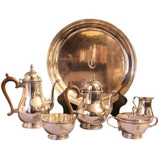 Sterling Tea & Coffee Service by Gorham - 5-Piece