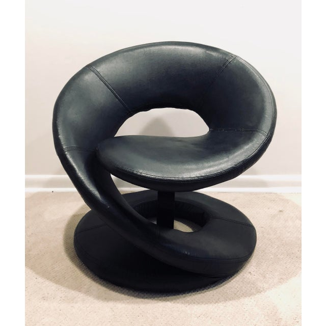 """Le Aspirale"" Chair in the Manner of Louis Durot, by Jaymar For Sale - Image 9 of 9"