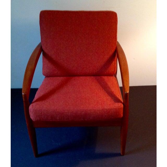 """Magnus Olesen Kai Kristiansen """"Paper Knife"""" Chair For Sale - Image 4 of 9"""
