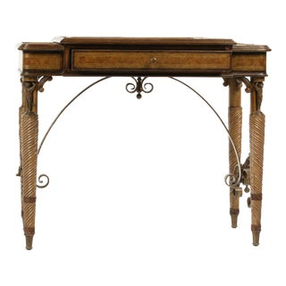 Maitland Smith Game Table For Sale