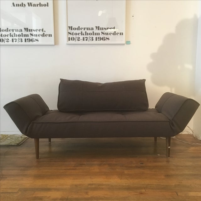 Modern Upholstered Daybed - Image 2 of 6