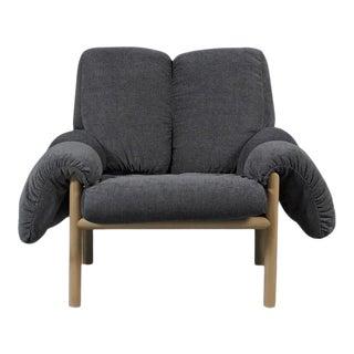 Gray Modern Violet Chair