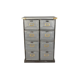 Royale Eight Drawer Cabinet