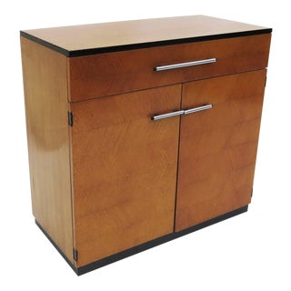 "Art Deco ""Design for Living"" Cabinet by Gilbert Rohde, 1933 For Sale"