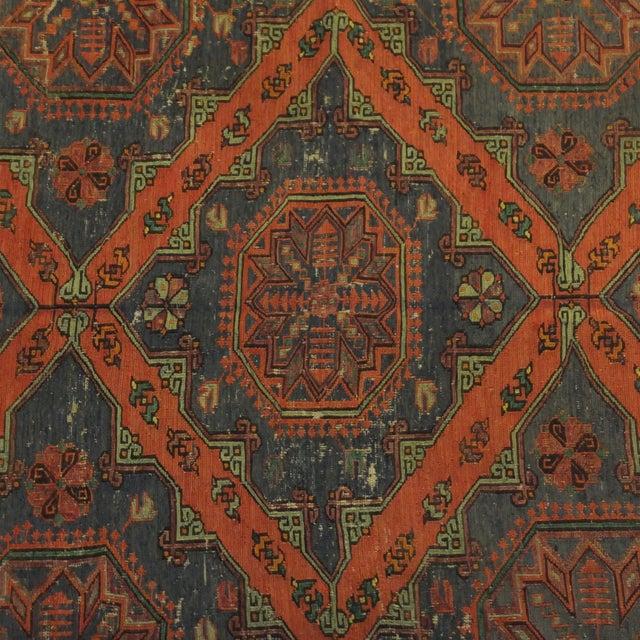 Antique Soumak Kilim - 6' x 9' - Image 2 of 4