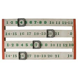 Horseshoe Scoreboard For Sale