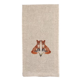 Kit Love Tea Towel For Sale