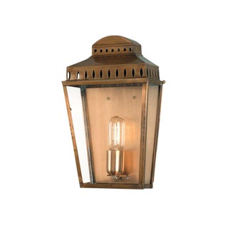 Mansion House Brass Wall Lantern For Sale