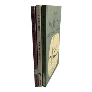 1975 Gerard Hoffnung Humor Book - Set of 3 For Sale