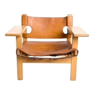 Borge Morgensen Arm Chair For Sale