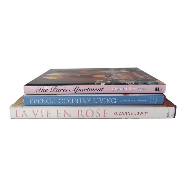 Living the French Life - Set of 3 Books - Image 1 of 9