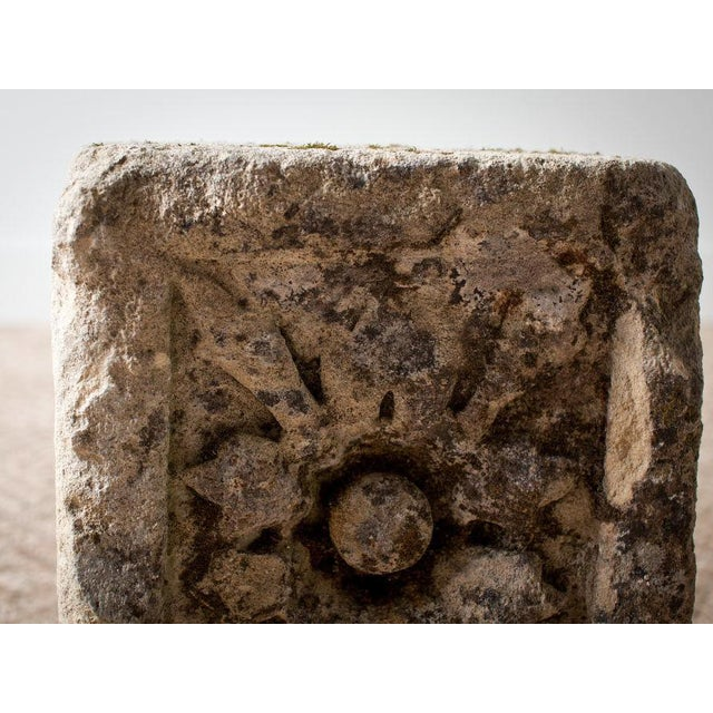 Boho Chic 1990s Vintage Stone Fragment For Sale - Image 3 of 5