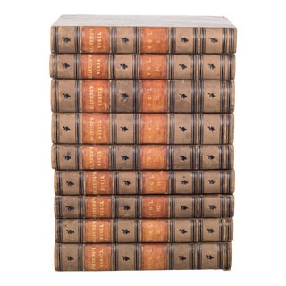 "Leather Bound William Channing's ""Works and Memoirs"" Pub. 1841-1847 For Sale"
