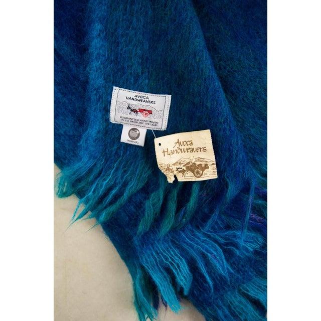 Avoca Handweavers Handmade Mohair Throw - Image 6 of 8