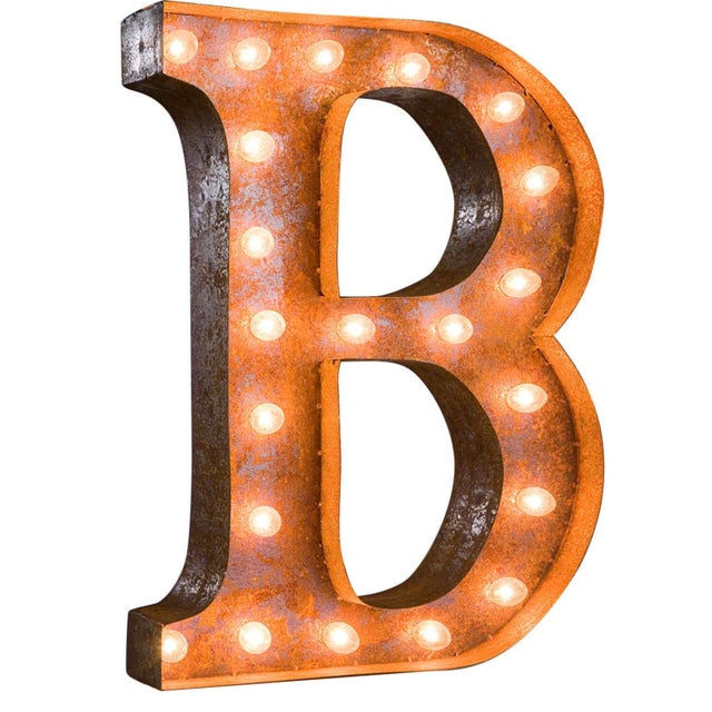 Vintage B & L Marquee Lights - A Pair - Image 5 of 5