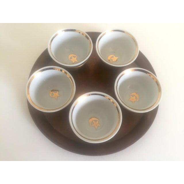Turkish Bohemian Handmade Coffee Service - Image 9 of 10
