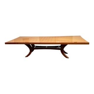 Dakota Jackson Epoch Series Extension Dining Table For Sale
