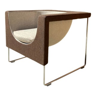 Dwr Design Within Reach Stua Nube Armchair For Sale