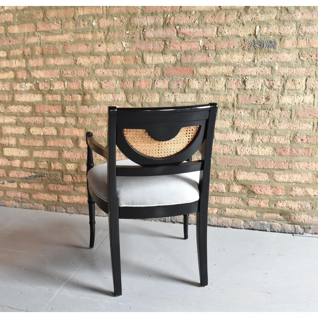 Regency Dining Chairs - Set of 4 - Image 5 of 8