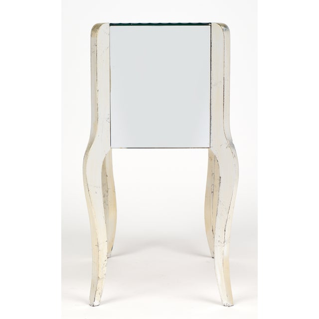 French Art Deco Mirrored Side Tables - A Pair - Image 5 of 10