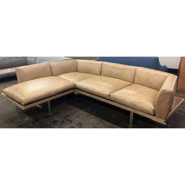 Giocare Platform Sectional For Sale - Image 4 of 4