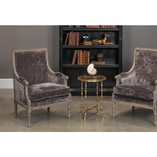 Sarreid ltd orleans salon chair chairish for Orleans salon