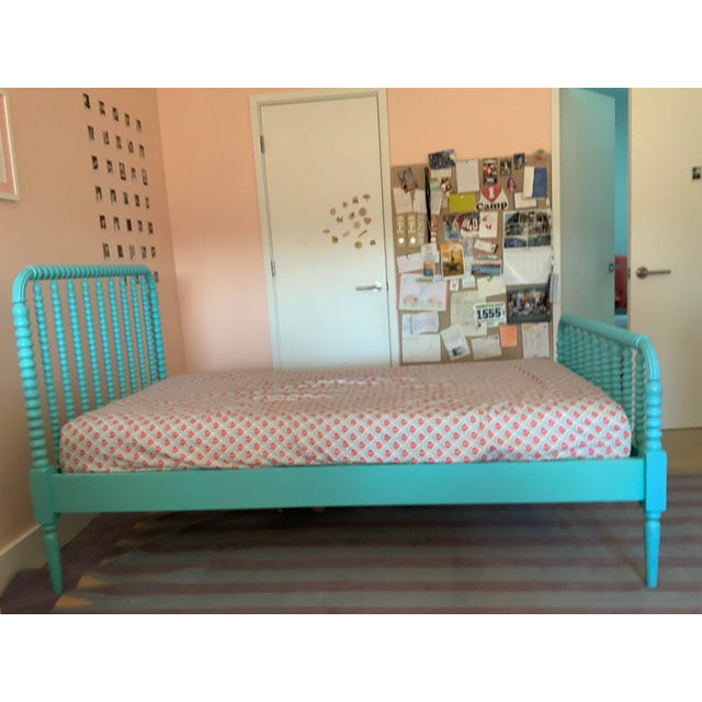 2010s Jenny Lind Twin Bed For Sale - Image 5 of 6