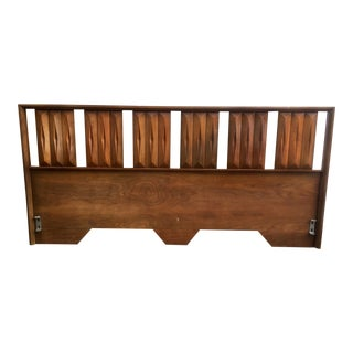 Diamond Pattern King Size Headboard