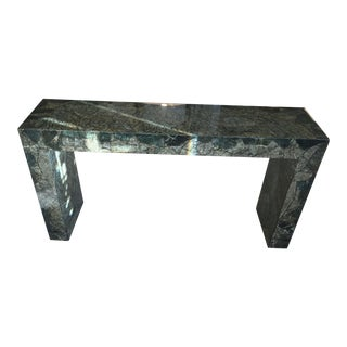 Muller's of Mexico Onyx Console Table