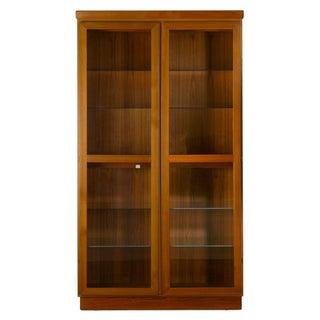Danish Mid-Century Modern Teak Display Cabinet Bookshelf by Skovby Preview