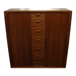 Dyrlund 1970s Rosewood Chest For Sale