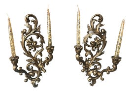 Image of Candle Wall Sconces