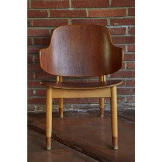 Ib Kofod-Larsen for Christiansen & Larsen Chairs - a Pair Preview