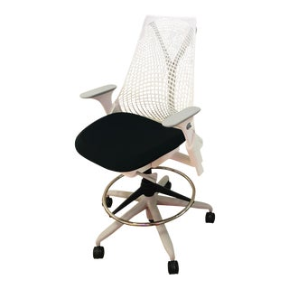 Herman Miller Style Stool For Sale
