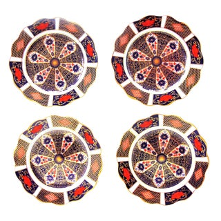 Royal Crown Derby Imari Plates - Set of 4