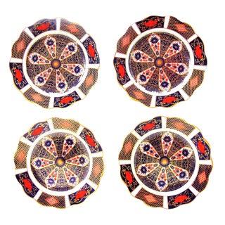 Royal Crown Derby Imari Plates - Set of 4