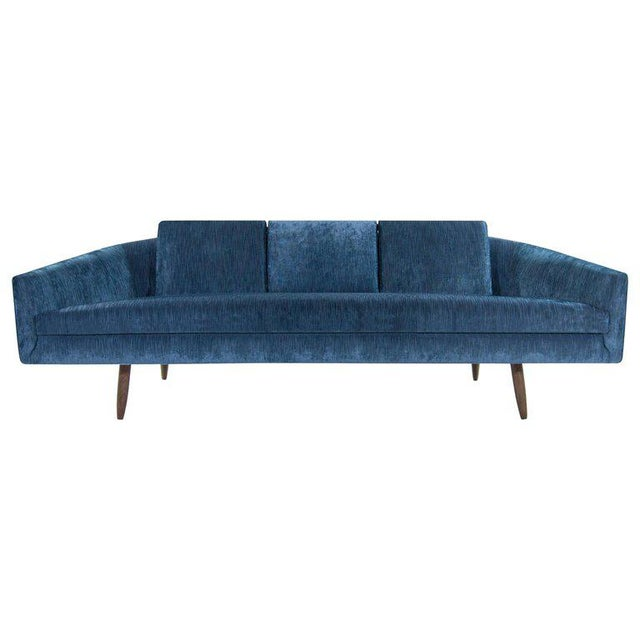 Adrian Pearsall for Craft Associates Cloud Sofa For Sale - Image 12 of 12