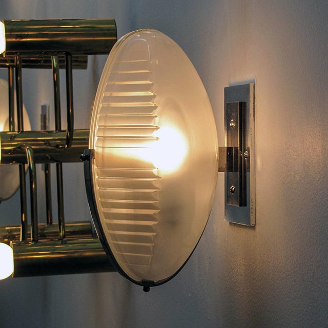 Pair of Vico Magistretti Wall Lights For Sale - Image 9 of 11