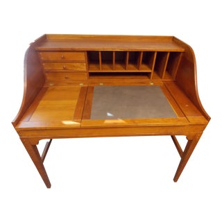20th Century Harden 750 Hansen Secretary Desk For Sale
