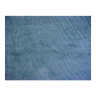 Kravet Couture 31326 Venetian Lagoon Blue Velvet Upholstery Fabric- 6 Yards For Sale