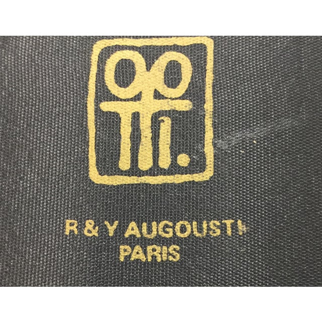 1990s Art Deco R & Y Augousti Shagreen Box For Sale - Image 10 of 11