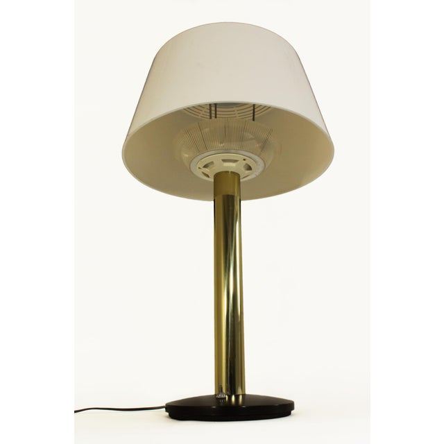Mid-Century Modern Vintage 1960s Lightolier Lamp by Gerald Thurston For Sale - Image 3 of 5